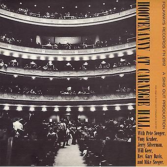 Hootenanny at Carnegie Hall - Hootenanny at Carnegie Hall [CD] USA import