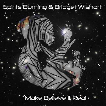Espíritus ardientes - importación de Estados Unidos creen que su Real [CD] hacer