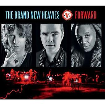 Brand New Heavies - Forward [CD] USA import