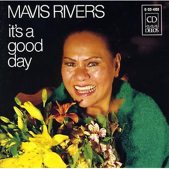 Mavis Rivers - It's a Good Day [CD] USA import