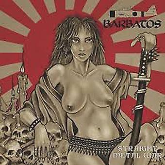 Barbatos - lige Metal krigen [CD] USA importerer
