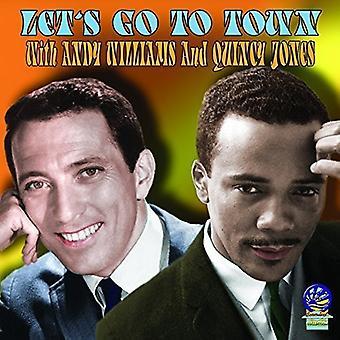 Jones, Quincy y Williams, Andy - vamos a importar de Estados Unidos ciudad [CD]