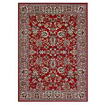 Red Traditional Rug Kensington