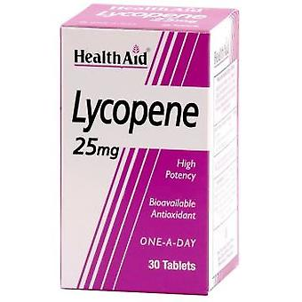 Health Aid Lycopène 25mg. 30comp. Health Aid