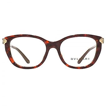Bvlgari BV4140B Glasses In Red Mamba