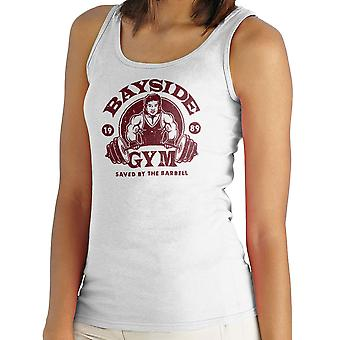Bayside Gym Saved By The Bell A C Slater Women's Vest