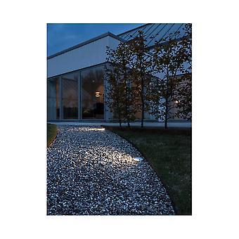 الفولاذ المقاوم للصدأ كونستسميدي LED راحة قبة أعلى الصمام الأرض مسار الضوء