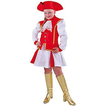 Children's costumes  Majorette costume for girls