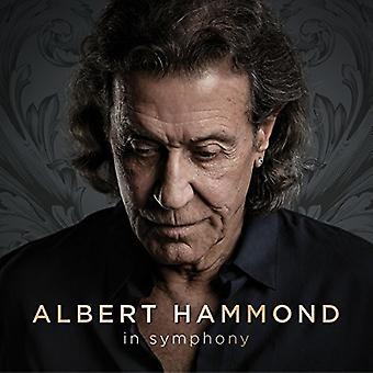 Albert Hammond - importación de Estados Unidos en Sinfonía [CD]