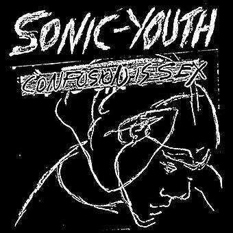 Sonic Youth - forvirring er Sex [CD] USA importerer
