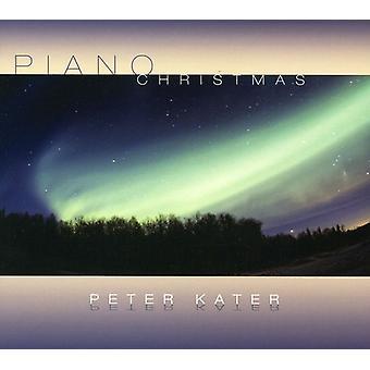 Peter Kater - klaver jul [CD] USA import