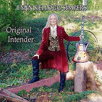 Lynn Kellogg Simpers - Original Intender [CD] USA import
