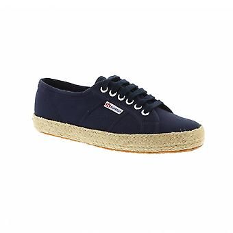Superga Cotropew 2750 - Navy Textile Womens Trainers