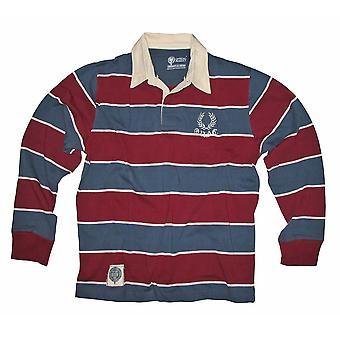 Oxford University Wide Stripe Long Sleeve Jersey