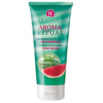 Dermacol  Aroma Ritual Energizing Body Lotion Fresh Watermel