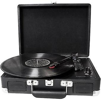 USB turntable LogiLink UA0270 Black