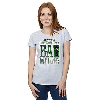 Wizard of Oz Women's Good Witch Bad Witch T-Shirt