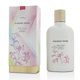 Thymes Kimono Rose Body Lotion 270ml/9.25oz
