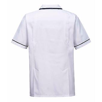 Portwest - klassisk Mens Heathcare Workwear tunika jakke