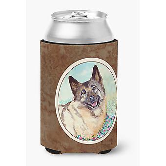 Carolines Treasures  7231CC Norwegian Elkhound Can or Bottle Hugger