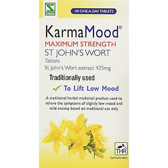Schwabe, Karma Mood max strength, 60 tablets