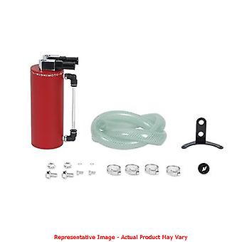 Mishimoto Oil Catch Can MMOCC-SAWRD Red Fits:UNIVERSAL | |0 - 0 NON APPLICATION
