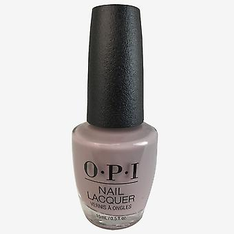 OPI Lacquer-Taupe-Less Beach
