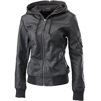 Natasha Womens Leather Jacket