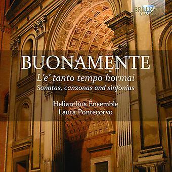 Giovanni Battista Buonamente - Buonamente: L'E' Tanto Tempo Hormai [CD] USA import