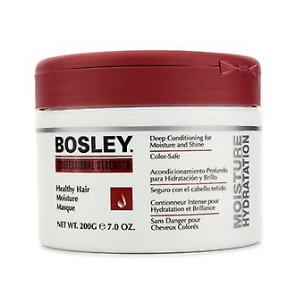 Bosley Professional Strength Healthy Hair Moisture Masque (For Dull and Dry Brittle Hair) 200g/7oz