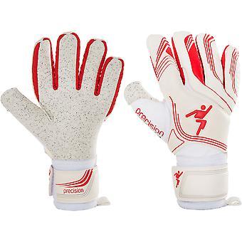 Precision GK Premier Collection Neg Lite Quartz Goalkeeper Gloves Size
