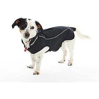Kruuse Impermeable para Perros Buster Negro (Dogs , Dog Clothes , Raincoats)