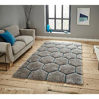 Cooper grijs blauw tapijt