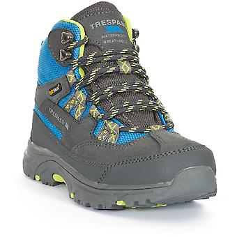 Trespass Boys & Girls Cumberbatch Waterproof Breathable Walking Boots