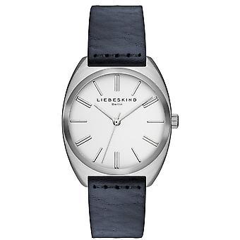 LIEBESKIND BERLIN ladies watch wristwatch leather LT-0026-LQ