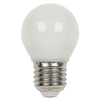 LED lamp 5 Watt E27 Globe G45 dimmable warm white
