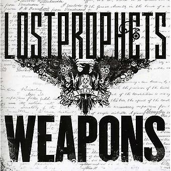 Lostprophets - våben [CD] USA importerer