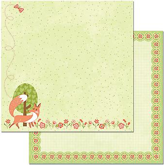 Weekend Adventures Double-Sided Cardstock 12