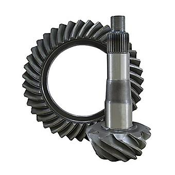 Yukon (YG GMVET-411T) High Performance Ring and Pinion Gear Set for GM Cast Iron Corvette Differential