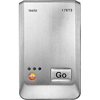 testo 176 T3 Temperature data logger Unit of measurement Temperature -200 up to 1000 °C Calibrated to Manufacturers standards (no certificate)