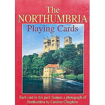 The Northumbria Set Of 52 + Jokers Playing Cards