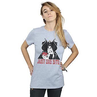Disney Women's Snow White Just One Bite Boyfriend Fit T-Shirt
