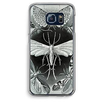 Samsung Galaxy S6 Edge Transparent Case (Soft) - Haeckel Tineida