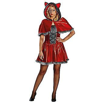 Wolverina ladies costume Wolf dress animal costume fat Thursday Carnival