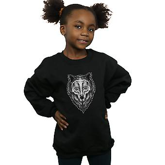 Drewbacca Girls The Wolf Sweatshirt