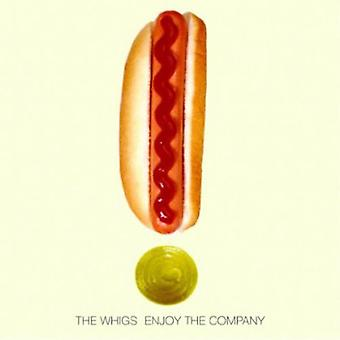 Whigs - Enjoy the Company [Vinyl] USA import