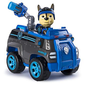 Paw Patrol Chase's Mission Police Cruiser vehicle + Figure