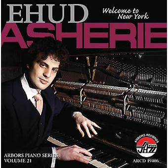 Ehud Asherie - Welcome to New York [CD] USA import