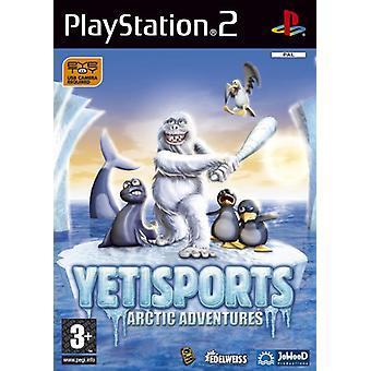 Yeti Sports Arctic Adventures (PS2Eye Toy)