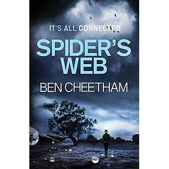 The Spider's Web by Ben Cheetham - 9781784970444 Book